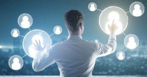 Foto de um homem representando o método smart