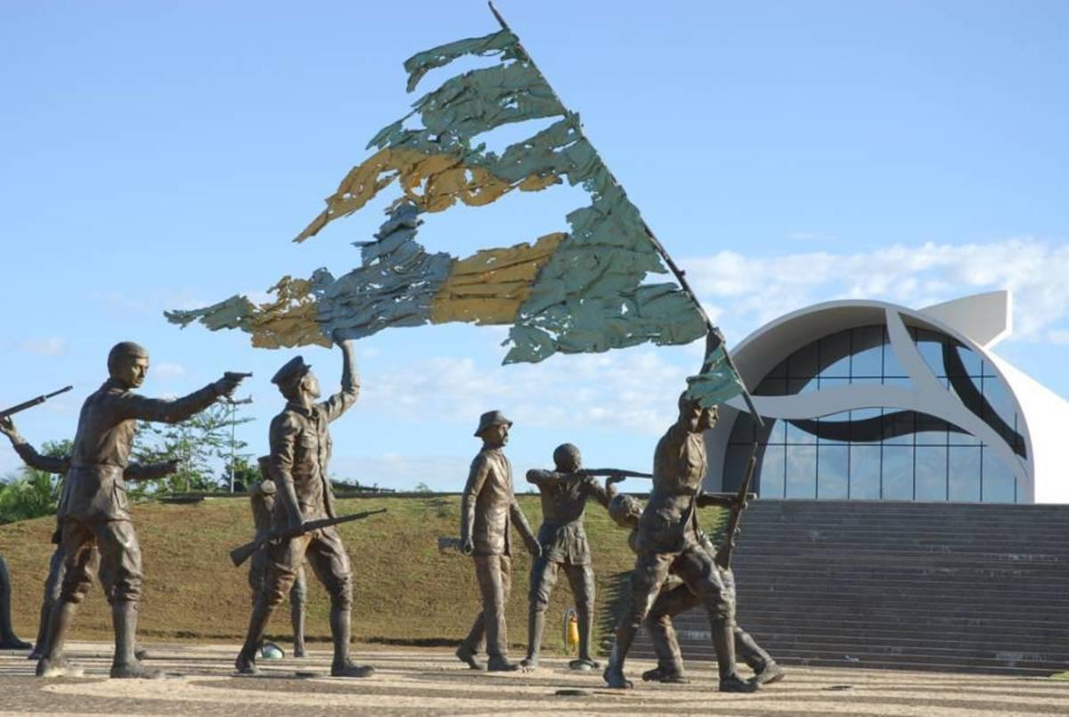 Praça dos girassóis em Palmas, representando abrir empresa em Palmas - Abertura Simples