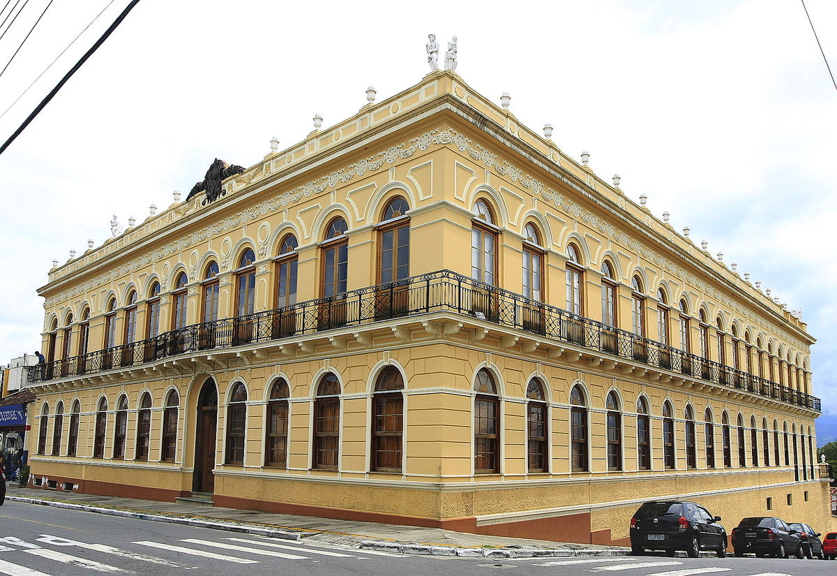 Museu em Pindamonhangaba, representando abrir empresa em Pindamonhangaba - Abertura Simples
