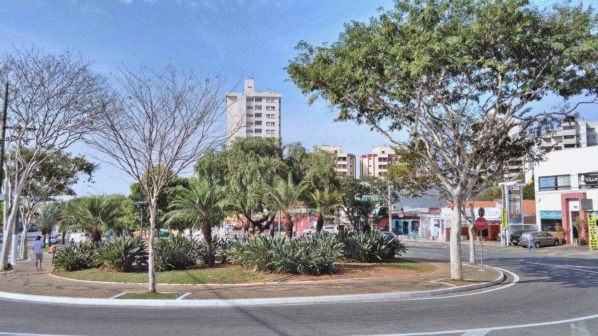 Praça Brasil em Valinhos, representando escritório de contabilidade em Valinhos - Abertura Simples