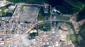 Foto aérea de Cajamar, representando escritório de contabilidade em Cajamar - Abertura Simples