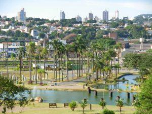 Parque na cidade de Jundiaí, representando escritório de contabilidade em Jundiaí - Abertura Simples