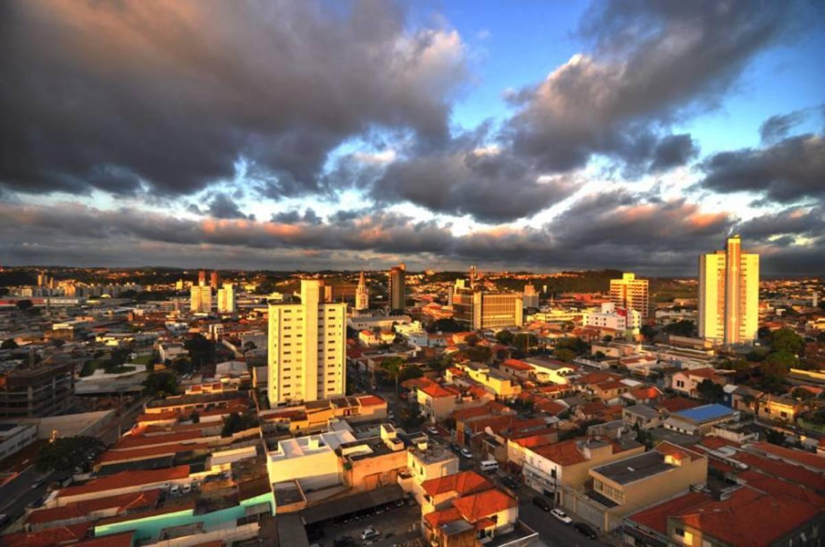 Foto aérea de Jundiaí, representando abrir empresa em Jundiaí - Abertura Simples