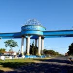 Portal da cidade de Osvaldo Cruz, representando abrir empresa em Osvaldo Cruz - Abertura Simples