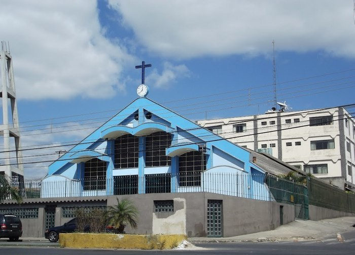 Igreja Matriz de Ibirité, representando abrir empresa em Ibirité - Abertura Simples