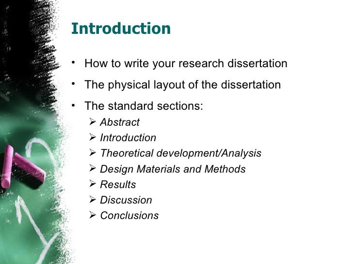 dissertation ghostwriter