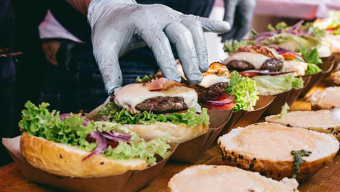 Abrir uma hamburgueria - Abertura Simples
