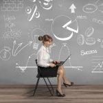 Empreendedora, representando empreender em Suzano - Abertura Simples
