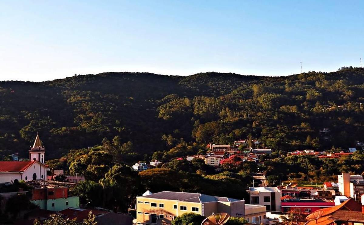 Foto aérea de Mairiporã, representando escritório de contabilidade em Mairiporã - Abertura Simples