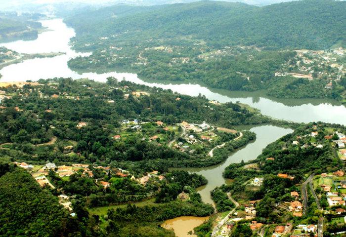 Foto aérea de Mairiporã, representando abrir empresa em Mairiporã - Abertura Simples