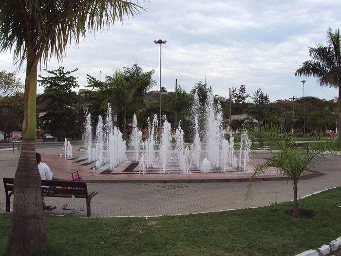 Praça em Volta Redonda, representando abrir empresa em Volta Redonda - Abertura Simples