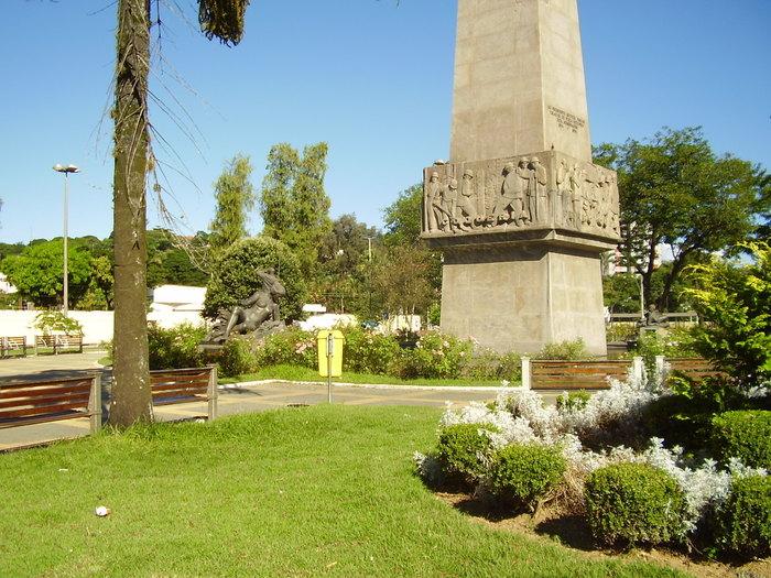 Praça Brasil em Volta Redonda, representando escritório de contabilidade em Volta Redonda - Abertura Simples