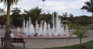 Praça em Volta Redonda, representando escritório de contabilidade em Volta Redonda