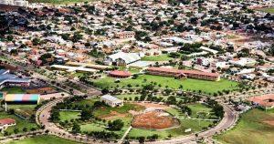 Foto da cidade, representando abrir empresa em Lucas do Rio Verde