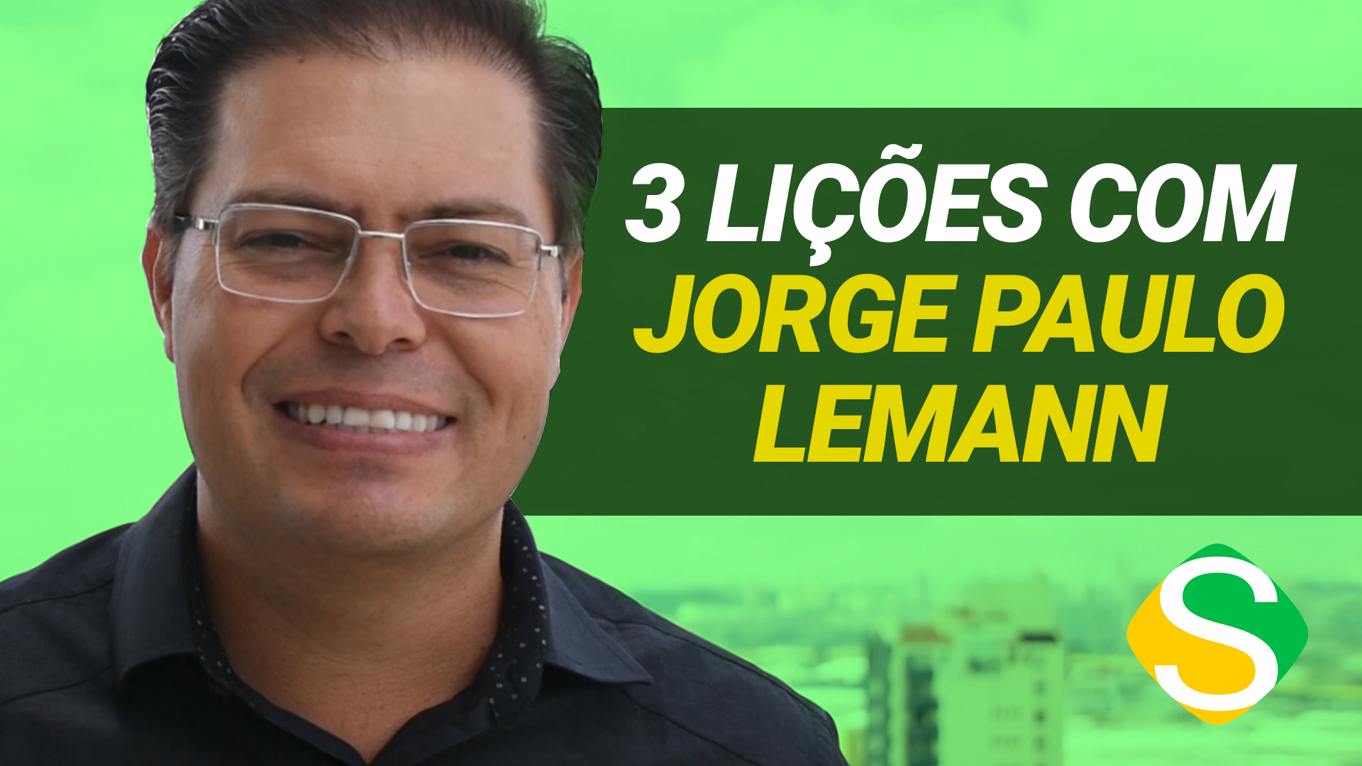 lições que aprendi com Jorge Paulo Lemann!
