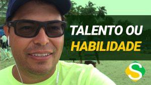 talento ou habilidade