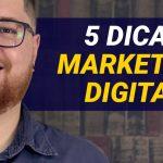 Foto de Danilo Max, representando os fatos incríveis sobre o Marketing Digital
