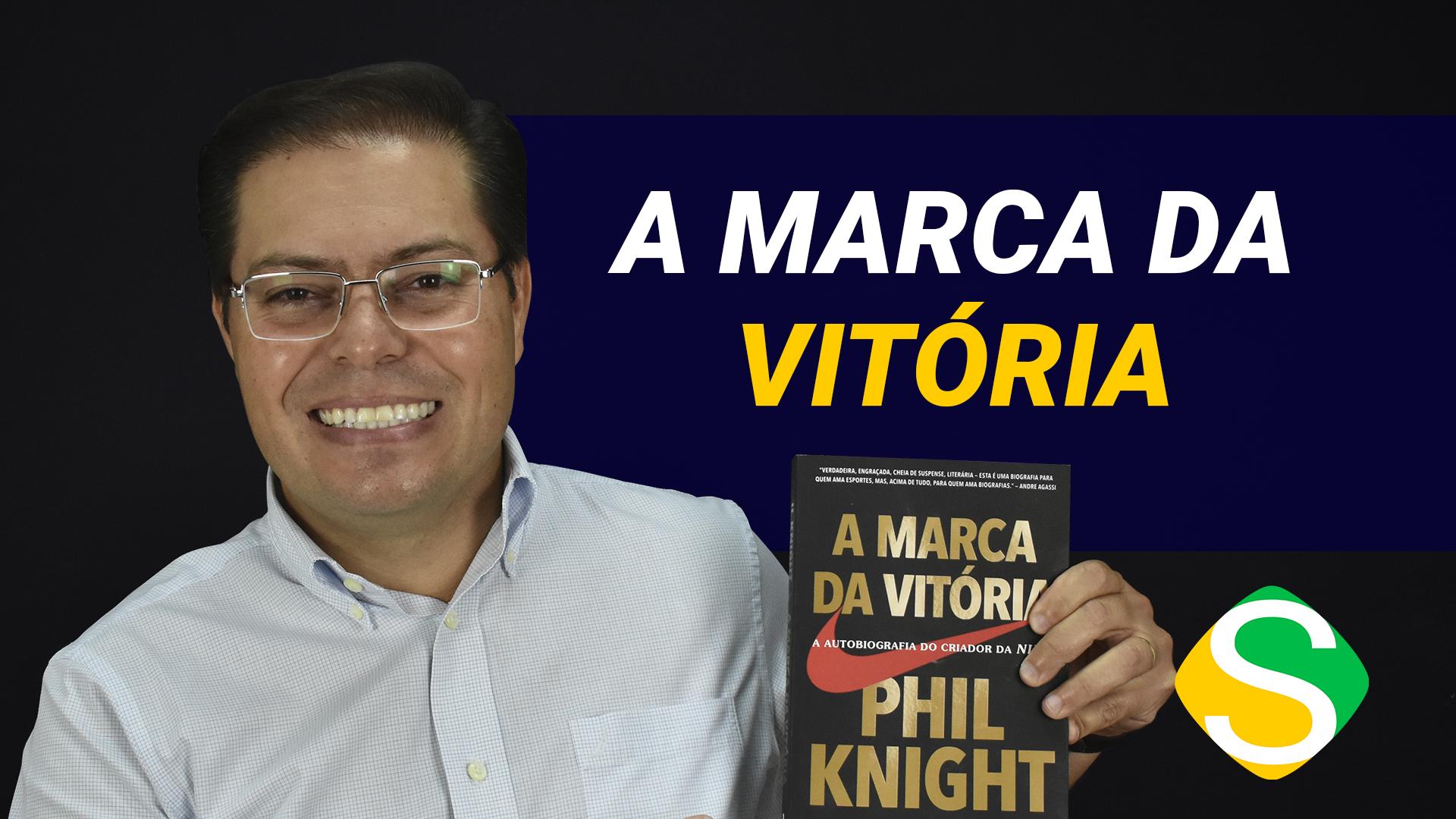 livro A marca da vitória