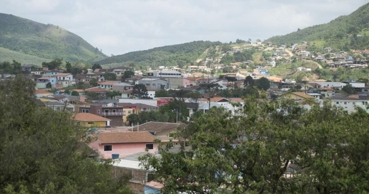 Foto da cidade, representando Escritório de contabilidade em Itaperuçu
