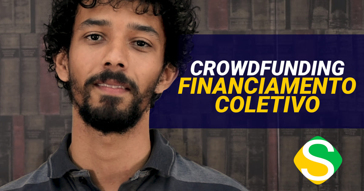 Foto de Jean do vídeo crowdfunding, financiamento coletivo