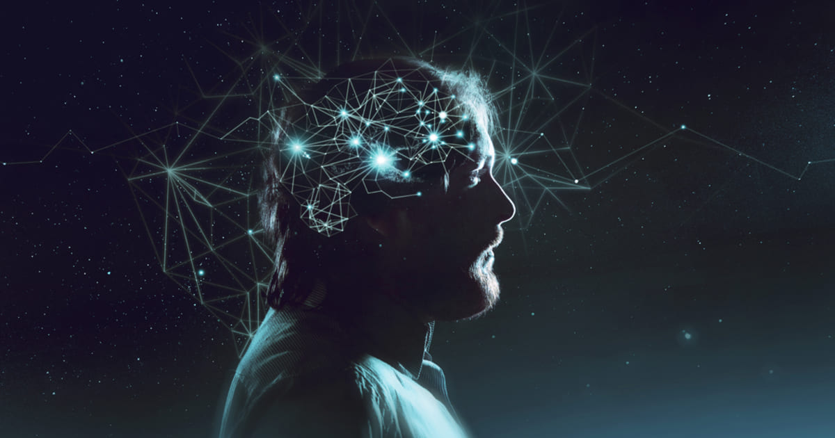 Foto de um homem, representando os gatilhos mentais