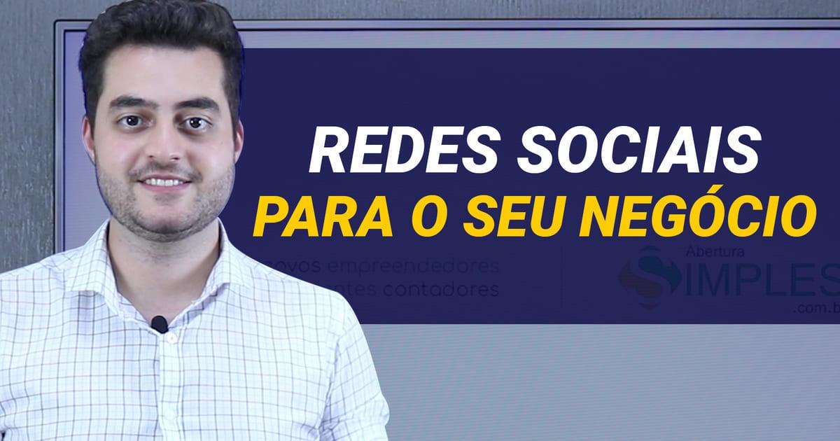 Thumbnail do vídeo rede social para sua empresa
