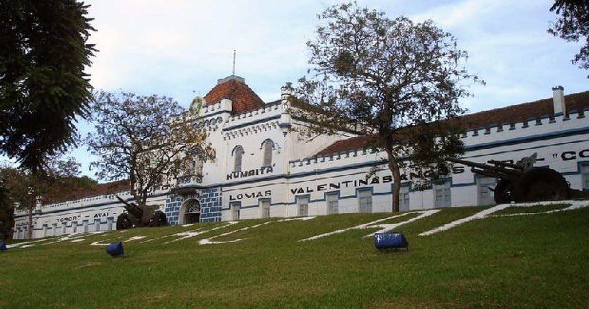 foto de um predio histórico da cidade, representando abrir empresa em cruz alta