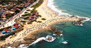 foto da costa da praia, representando contabilidade em rio das ostras