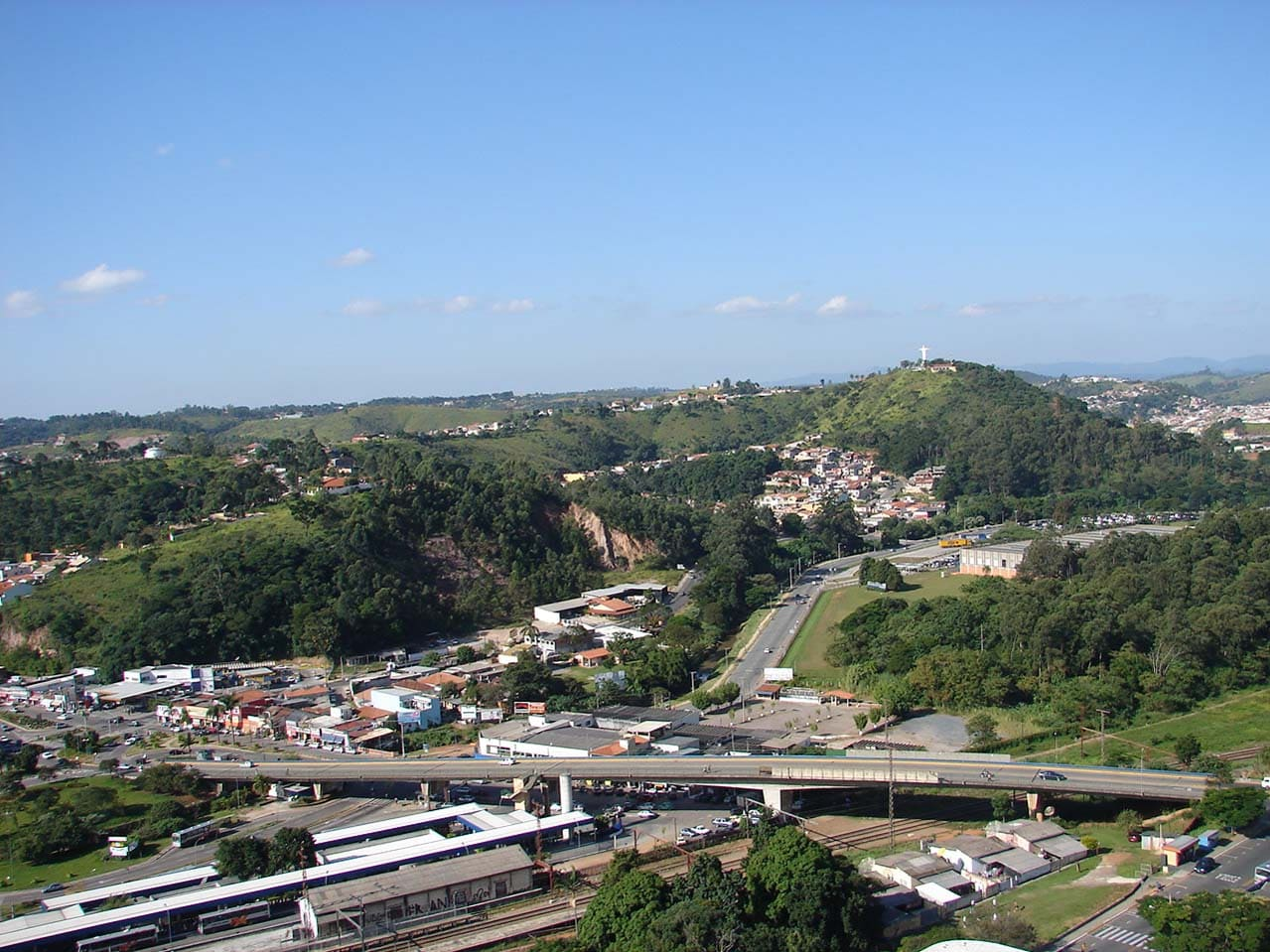 Foto da cidade, representando contabilidade em Campo Limpo Paulista