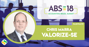 foto de chris marra palestrante do abs18