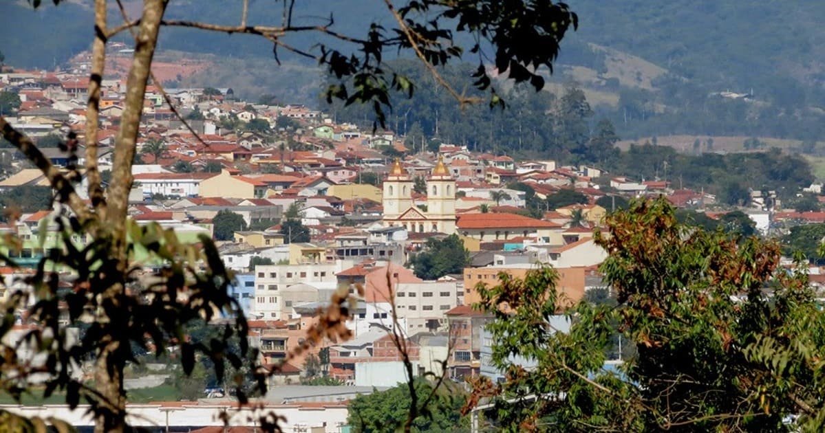 Foto da cidade, representando como escolher uma contabilidade em Bom Jesus dos Perdões