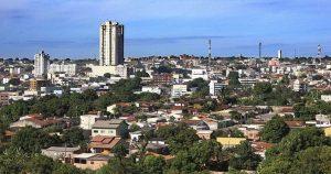 foto panorâmica da cidade, representando a contabilidade em luziânia