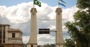 Foto do símbolo da cidade, que é referencia no comercio exterior da região para despertar o interesse dos empreendedores para abrir empresa em Uruguaiana