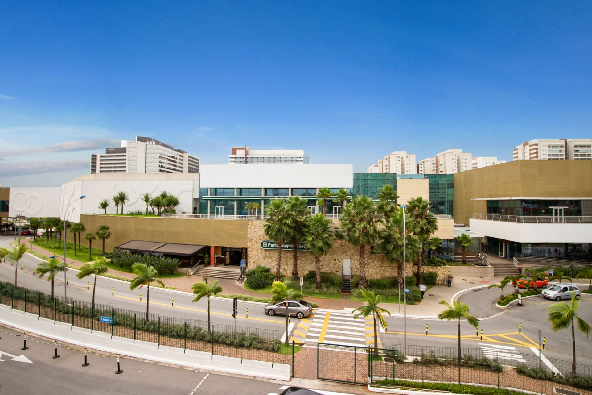 Imagem do shopping símbolo da cidade para quem quer escolher um escritório de contabilidade em São Caetano do Sul