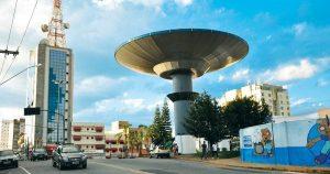 Imagem de uma nave espacial para quem quer escolher um escritório de contabilidade em Varginha