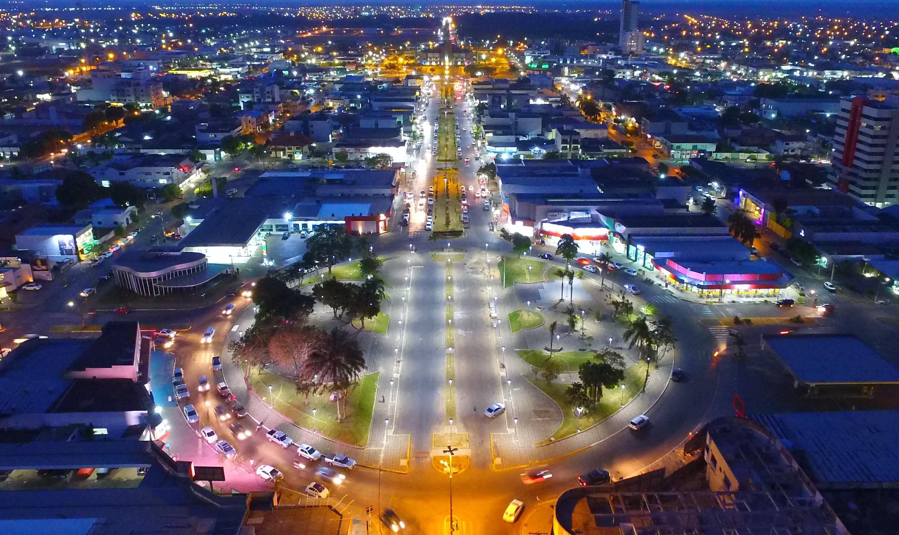 Imagem da cidade para inspirar quem quer abrir empresa em Sinop