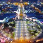 Imagem aérea da cidade para motivar os empreendedores a procurarem auxílio de um escritório de contabilidade em Sinop