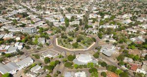 Imagem da cidade para quem está pensando em abrir empresa em Naviraí