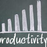 Imagem que mostra os índices de produtividade para mostrar que a gestão de produtividade pode melhorar os resultados das empresas