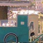 Imagem de umas das várias possibilidades que o empreendedor vai encontrar para abrir um Food Bike