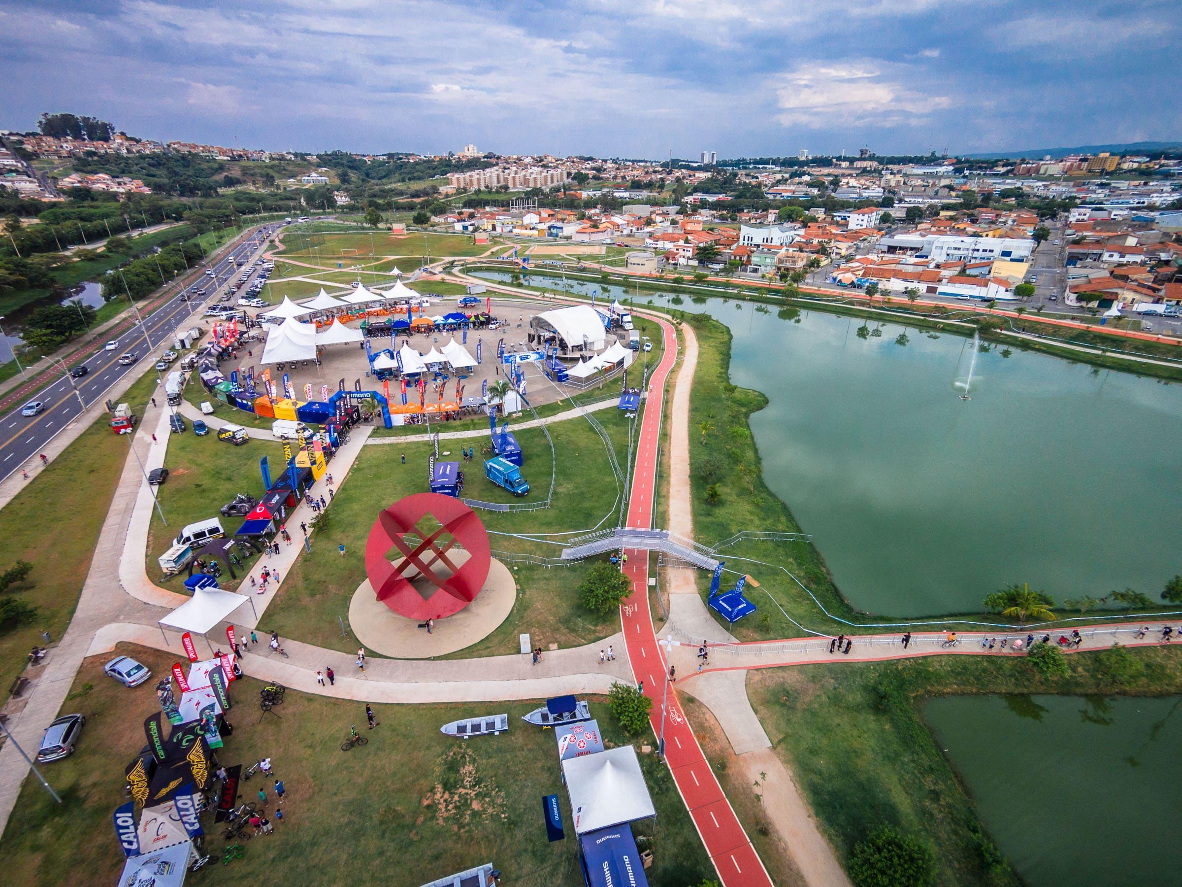 Imagem aérea para quem pretende abrir empresa em Sorocaba e ter sucesso eu seu negócio