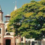 Imagem da igreja da cidade para ilustrar ao empreendedor que deseja iniciar um projeto e abrir empresa em Roseira