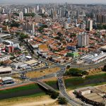 Foto aérea da cidade para inspirar quem sonha em abrir empresa em Sorocaba