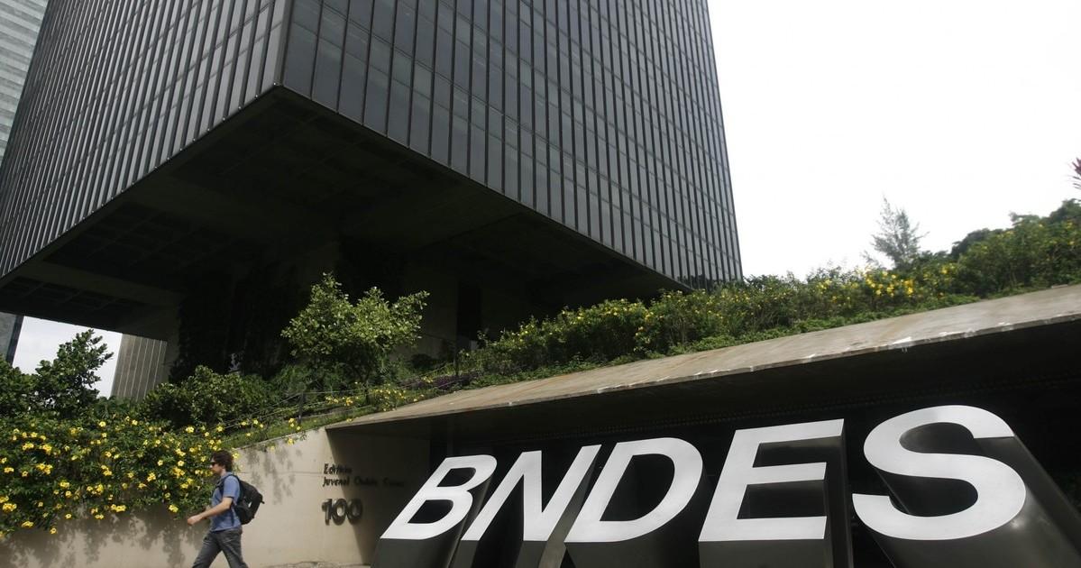 foto do prédio principal do bndes, representando o programa de incentivo