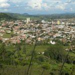 Imagem área da cidade para quem quer abrir empresa em Santo Antônio da Platina