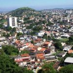 Imagem aérea da cidade para quem quer abrir empresa em São Gonçalo