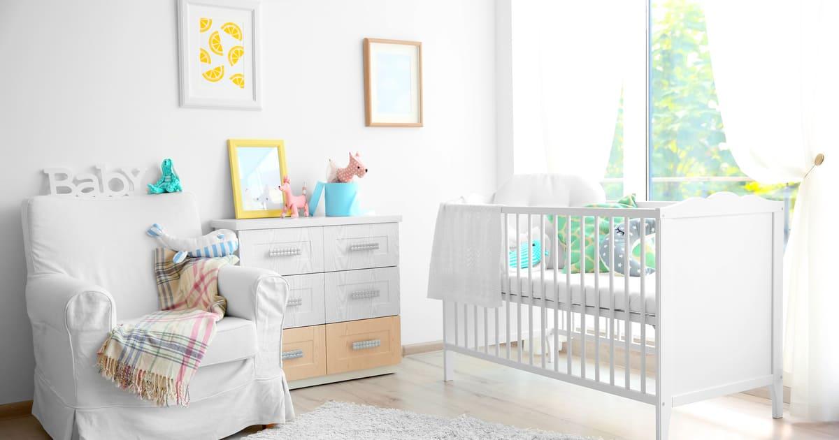 Imagem ilustrativa de como pode ficar bem aconchegante um quarto para quem quem iniciar nesse mercado e montar um serviço de decoração para quarto de bebês