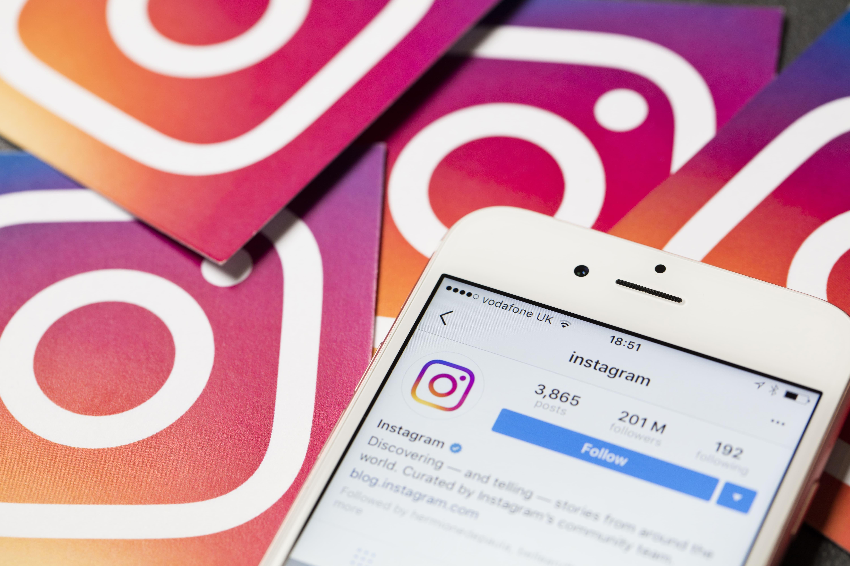 Imagem do Instagram para contabilidade