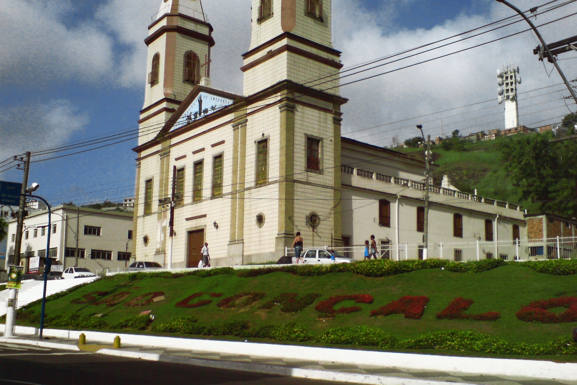 Imagem da igreja para você que deseja abrir empresa em São Gonçalo