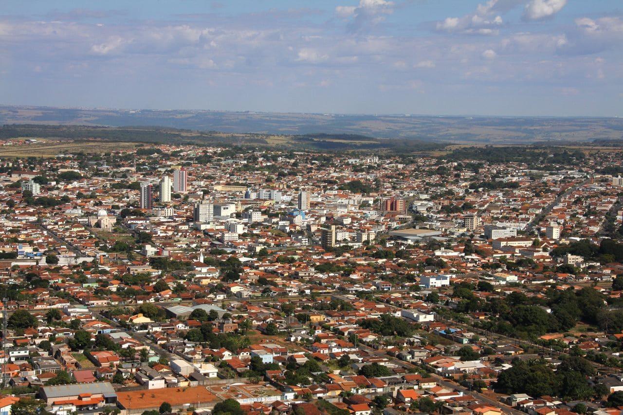 Imagem da cidade para quem deseja escolher um escritório de contabilidade em Araguari